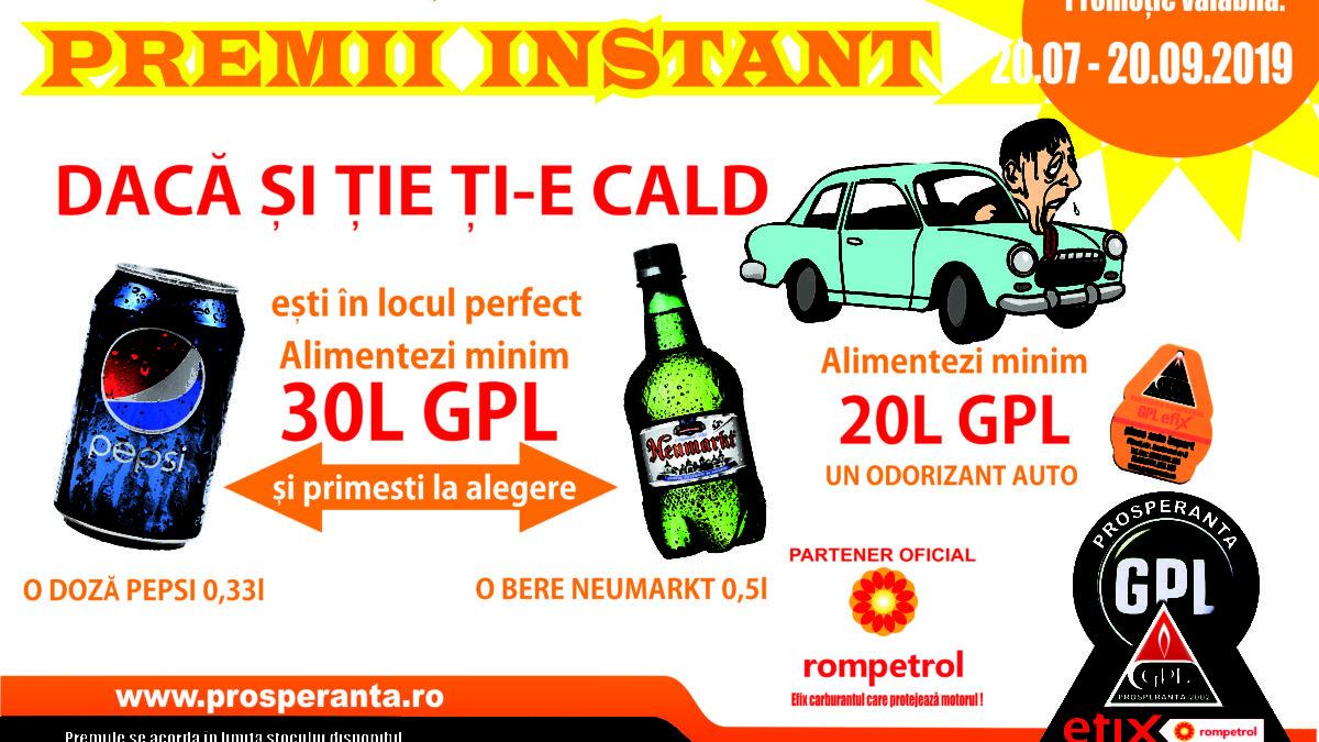 promotie GPL