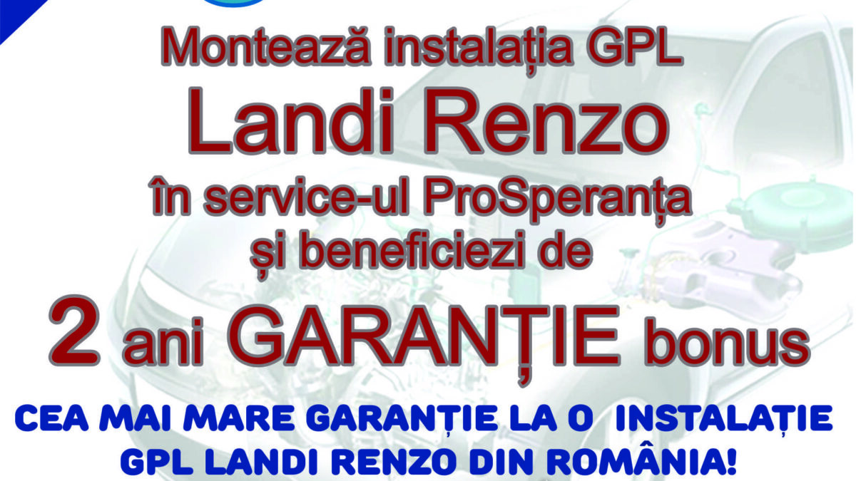 garantie 4 ani GPL